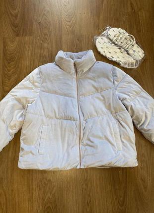 Бомбезна куртка-демісезонна на ог 140см