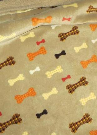 Детское двойное одеяло, детский двойной плед