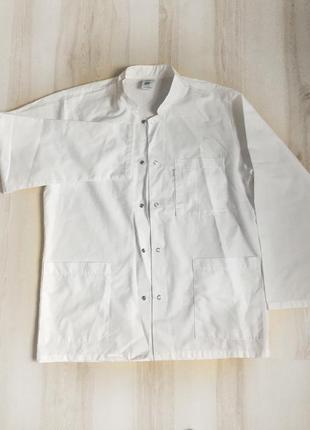 Медицинская рубашка мужская / одежда медицинская / польша