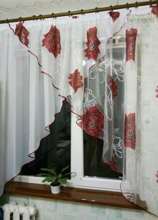Занавеска на окно