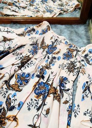 Блуза топ кофточка на плечи river island2 фото
