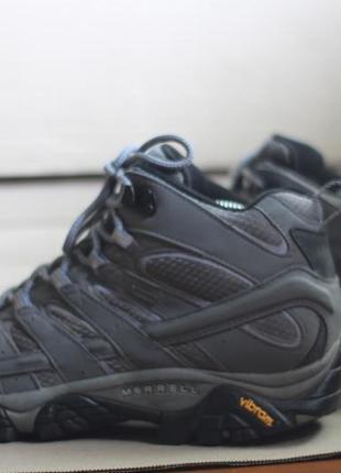 Ботинки кроссовки merrell gore-tex оригинал