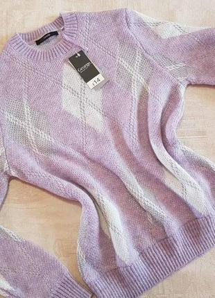 Теплый свитер george