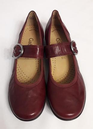 Кожаные туфли ~ gabor ~