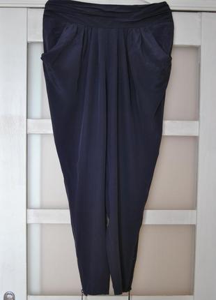 Ted baker шелковые брюки /шовкові штани
