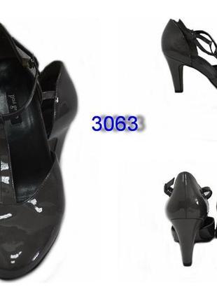Paul green туфли женские 3063