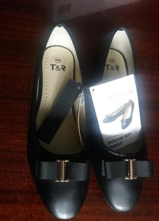 Жіночі туфлі 40 розмір