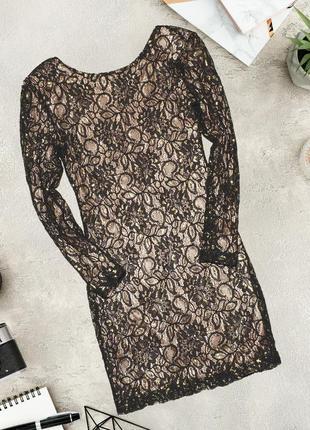 Платье с открытой спиной (бесплатно к любой покупке) soky & soka