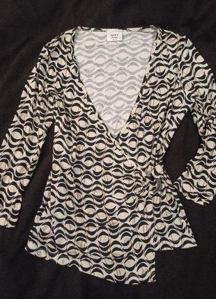 Трикотажная кофточка, блуза, футболка next