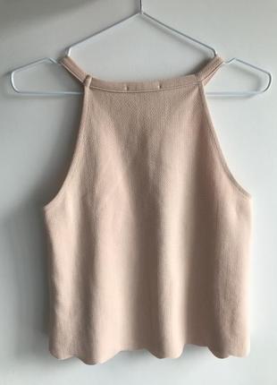Стильная майка блуза топ