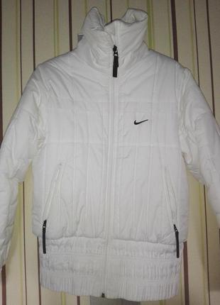 Nike sale  новая куртка женская пуховик демисезонный размер м, l