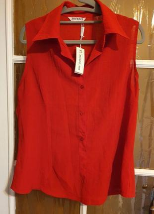 Красивая блуза-рубашечка