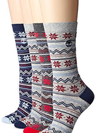Комплект носки высокие timberland новые шикарные one size