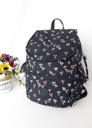 Вместительный прочный рюкзак из текстиля