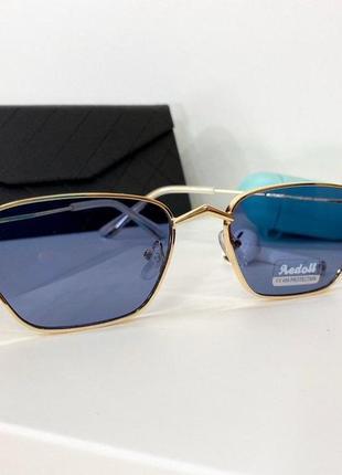 Женские имиджевые очки 😎 синие