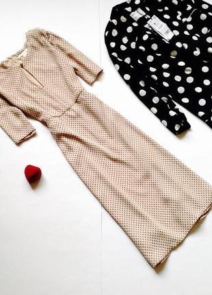 Летнее платье в стиле винтаж h&m