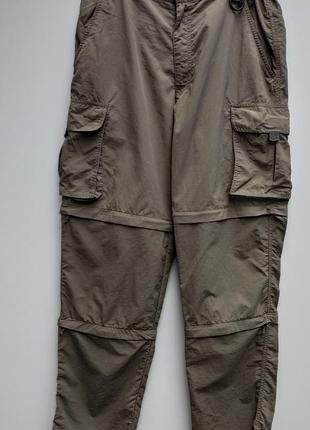 Чоловічі спортивні літні штани  3 в 1 бренду crane розмір 48-50