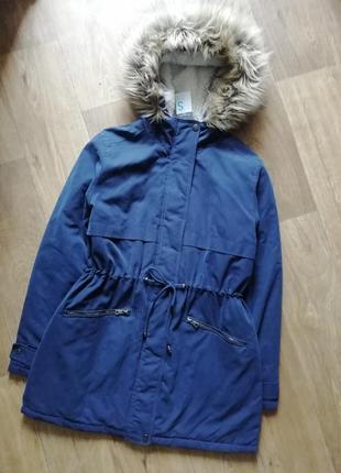 Шикарная куртка, курточка, парка