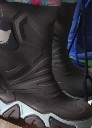 Дитячі гумові чоботи lupilu, різні розміри