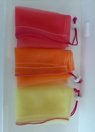 Набор 🌱эко- торбочек для покупок 3 шт.