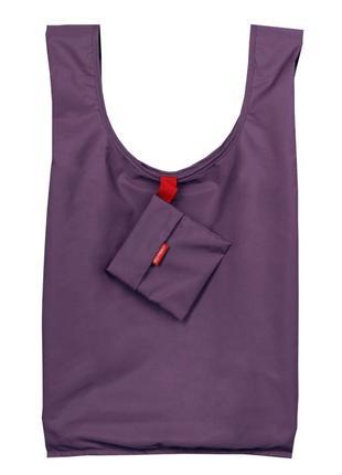 Сумка-шоппер в чехле red point compact фиолетовая (ст.01.н.12.02.000)