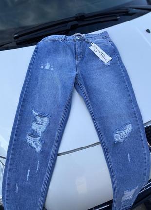 Літні джинси мом5 фото