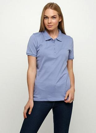 Поло футболка биохлопок c&a размер l