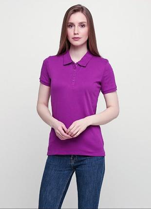 Красивая футболка поло c&a размер xl