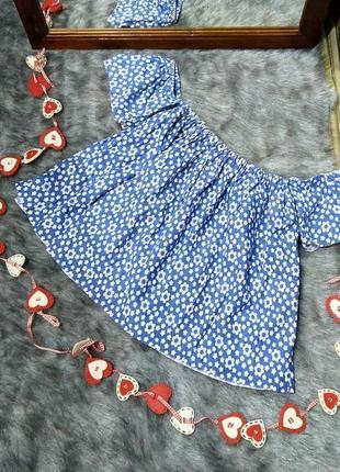 Кофточка блуза на плечи