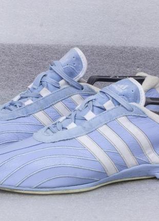 Кроссовки женские очень легкие кожа на лето adidas  размер 41 1/3 стелька 26