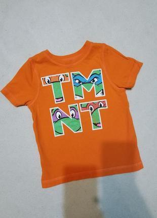 Классная футболка футболочка 3-4 года