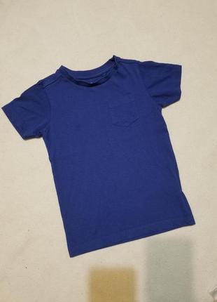 Базовая футболка футболочка 3-4 года
