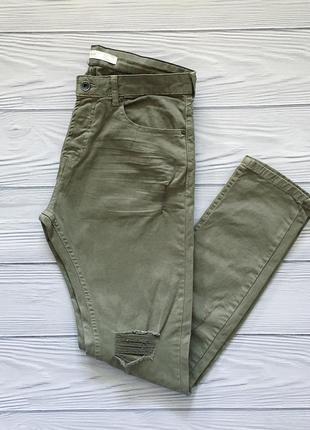 Мужские джинсы zara джинси