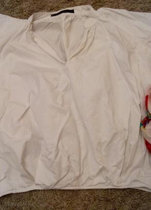Нежная моднячая блуза легендарного испанского бренда «zara».