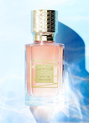 Lust in paradise ex nihilo 10 ml eau de parfum🌟🌟🌟