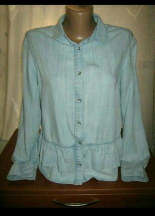 Блуза блузка рубашка женская