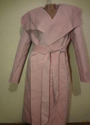 Двубортное пальто simplee размер l
