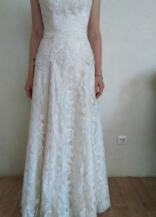 Свадебное платье (не венчанное)