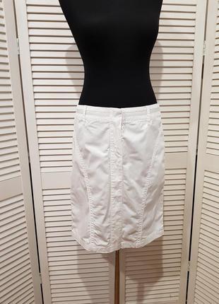 Белая юбка marc cain sport