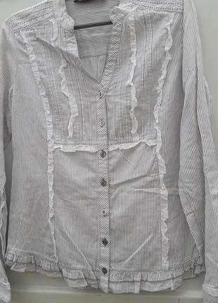 Нежная хлопковая рубашечка