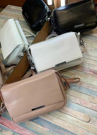 Женская кожаная сумка клатч кожаный шкіряна жіноча кожаная женская сумка