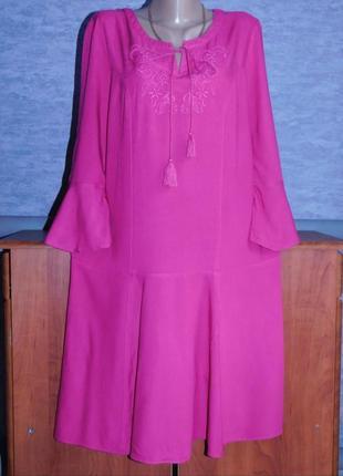 Платье р.12/м-л