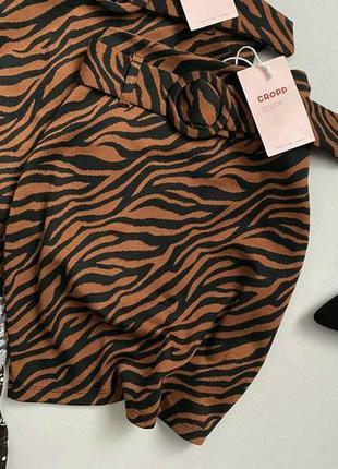 Обалденная новая юбка с поясом cropp
