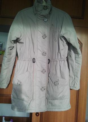 Парка-куртка весна-осень
