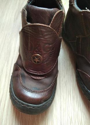 Ботинки dolce &gabbana