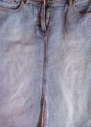 Трендова джинсова спідниця pilot 10р