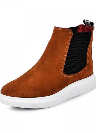 Детские ботинки челси лиса maxus 1102138