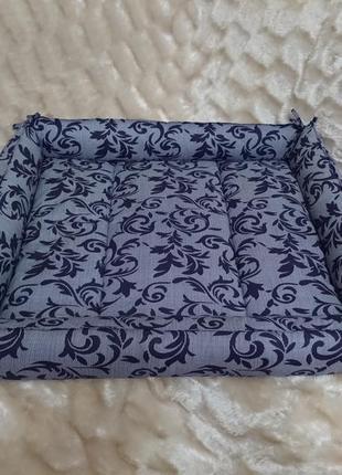 Лежак для животных лежак для тварин лежанка для собак3 фото