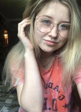 Имиджевые очки1 фото