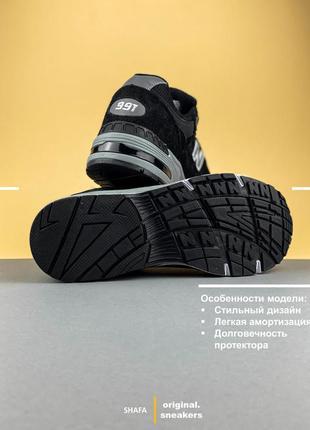 ❗sale❗ легкие кроссовки new balance 911, 574 - черные. made in england3 фото